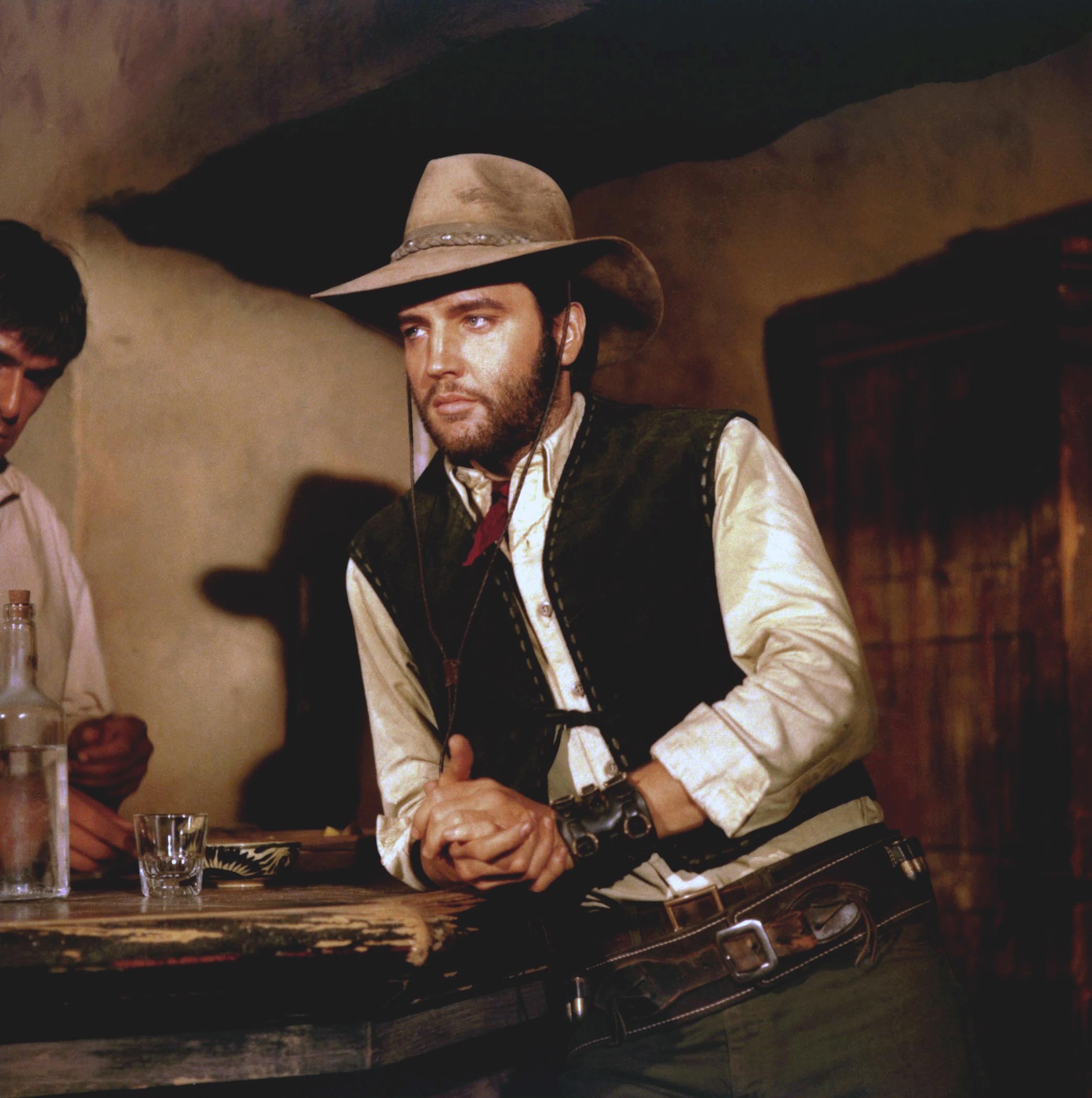 Charro! : 1969, Elvis as Jess Wade.