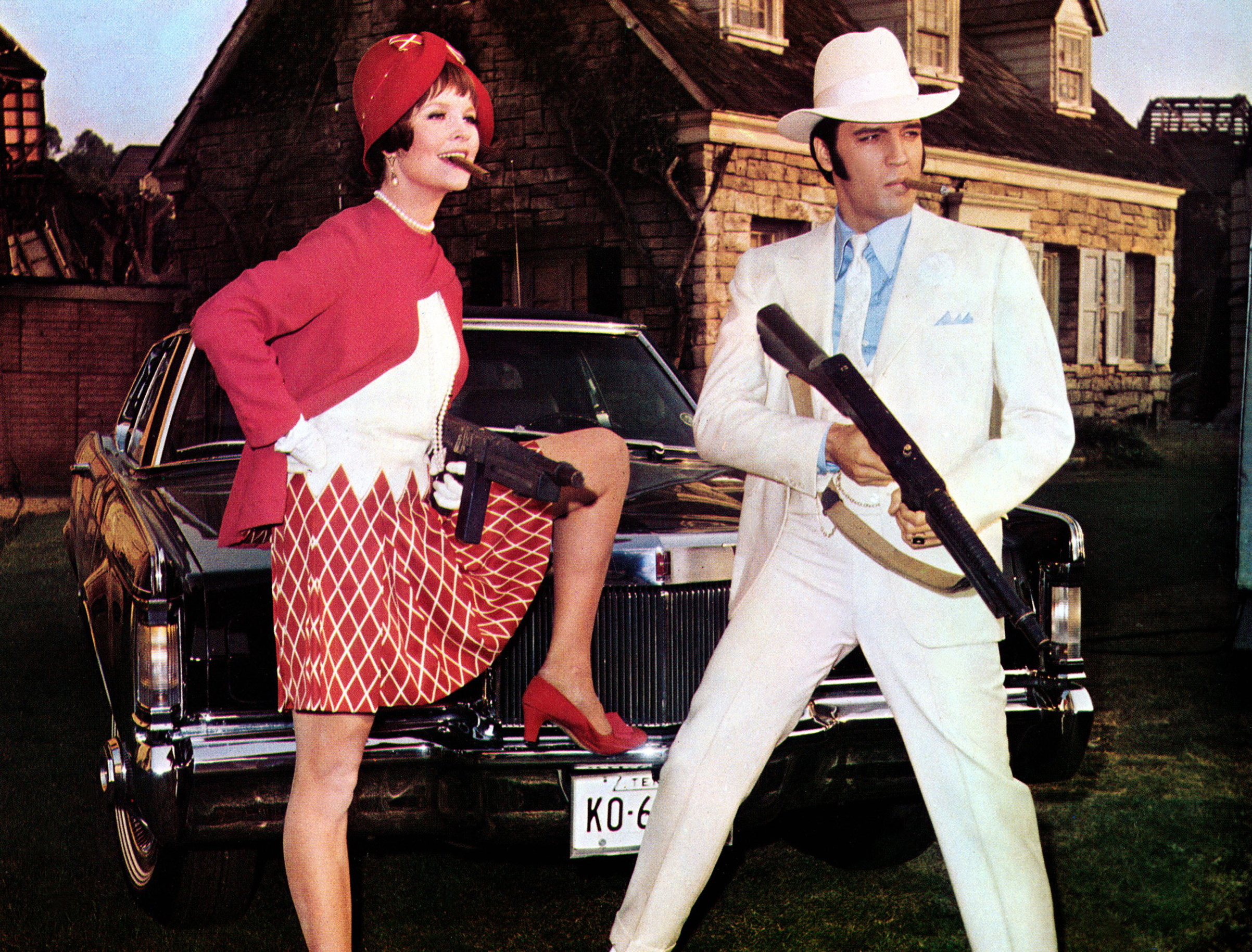 The Trouble with Girls : 1969, Elvis and Marlyn Mason.