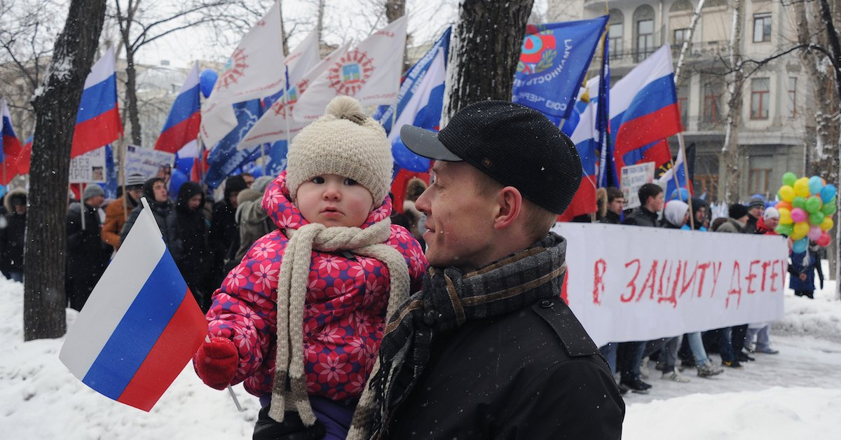 time.com: How Russian Adoptions Became a Controversial Topic