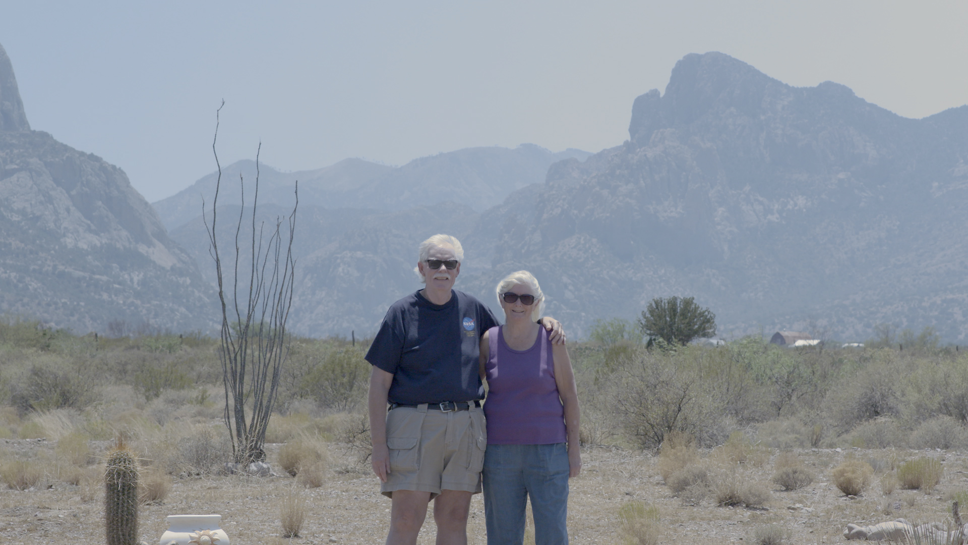 Fred and Patricia Espenak met at a solar eclipse.