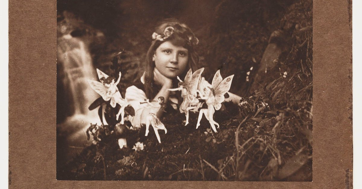 Fairies And Fake News Lessons Of The 1917 Cottingley Hoax Time
