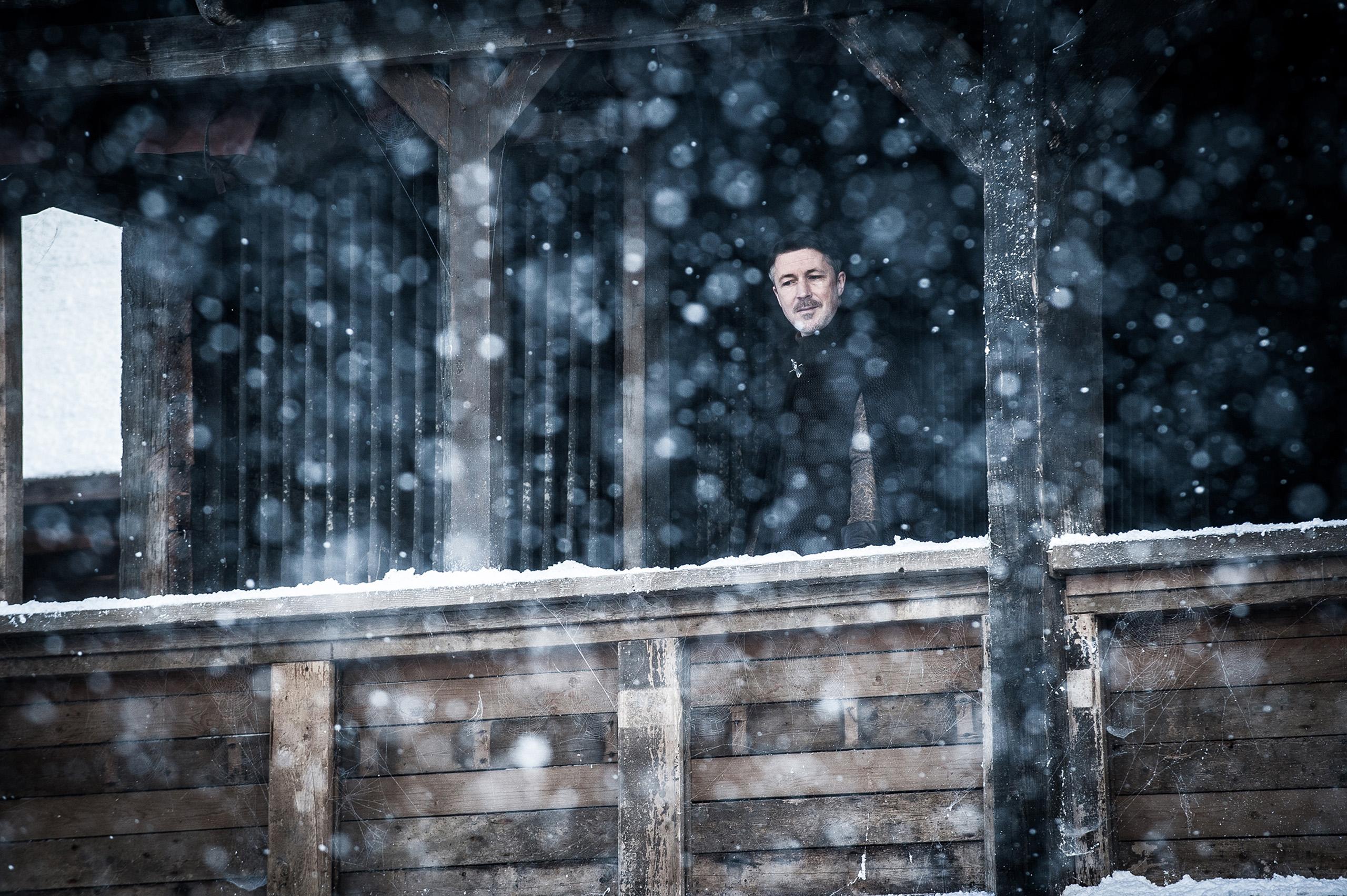 Aidan Gillen in Game of Thrones