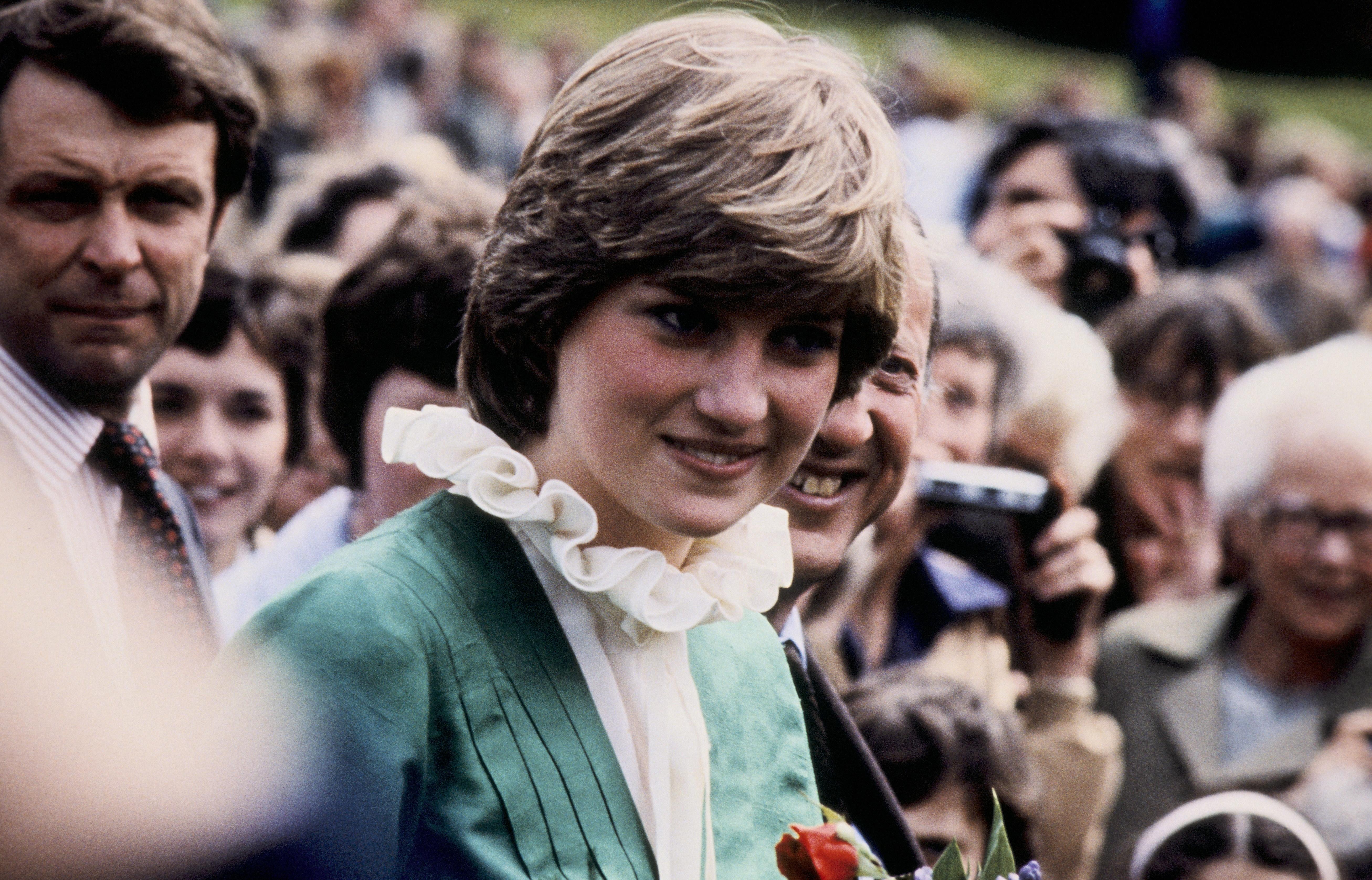 Princess Diana circa 1980