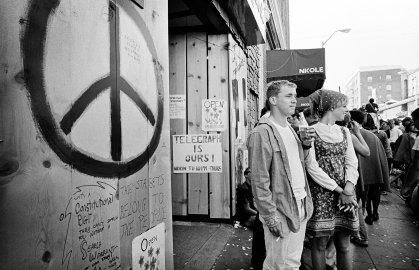 Telegraph Ave., Berkeley, 1968 © Jim Marshall Photography LLC.