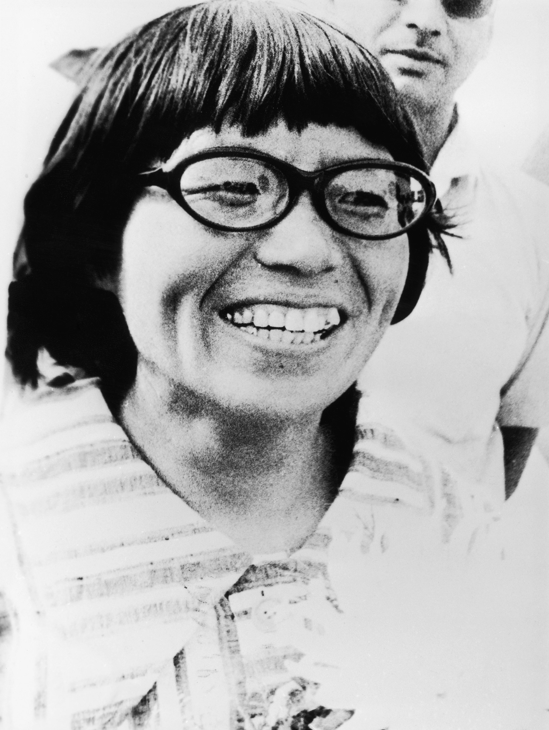 JUNKO TABEI became the first woman to reach the summit of Mt. Everest in 1975.