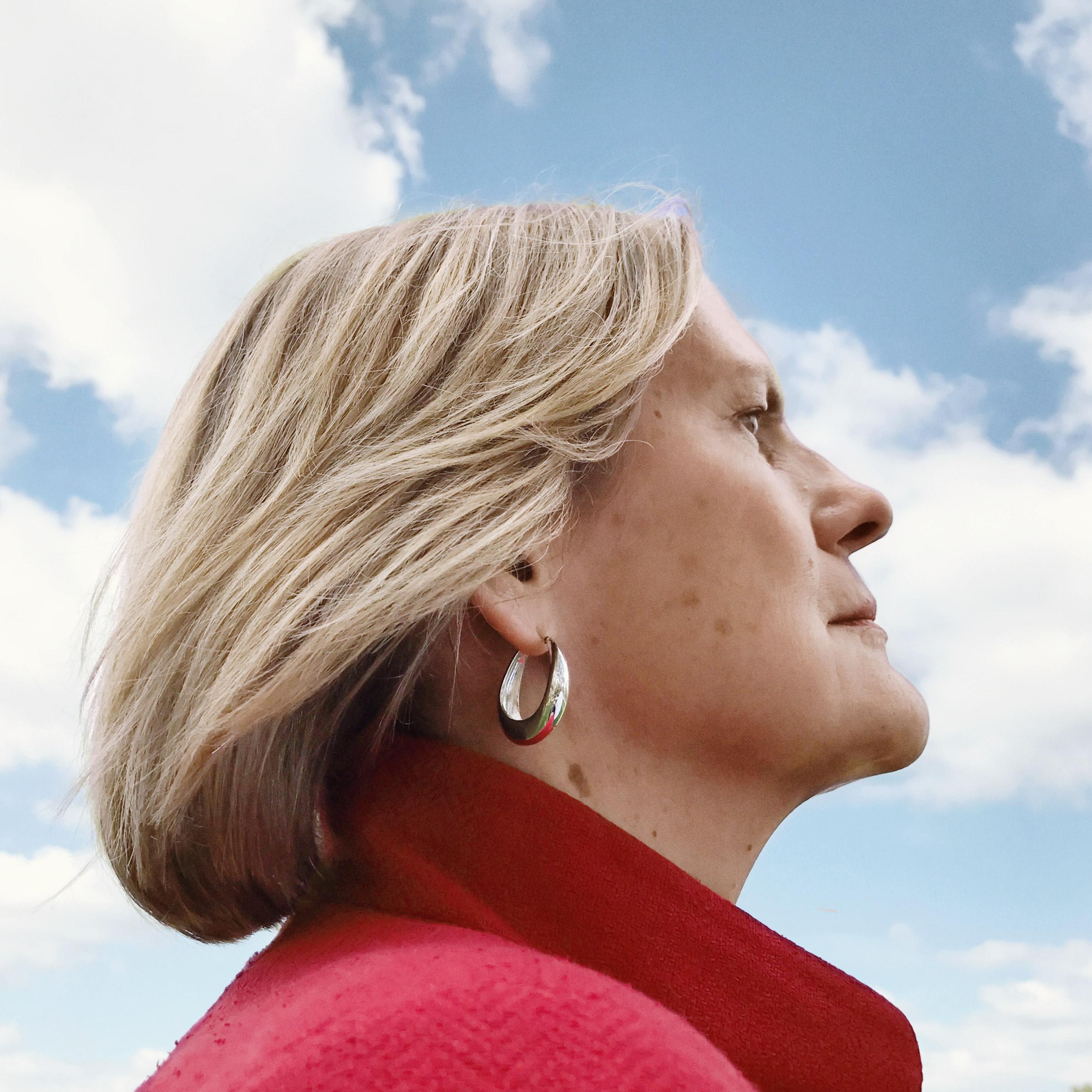 Portrait of Dr. Kathryn Sullivan, Washington, D.C., October 5, 2016.