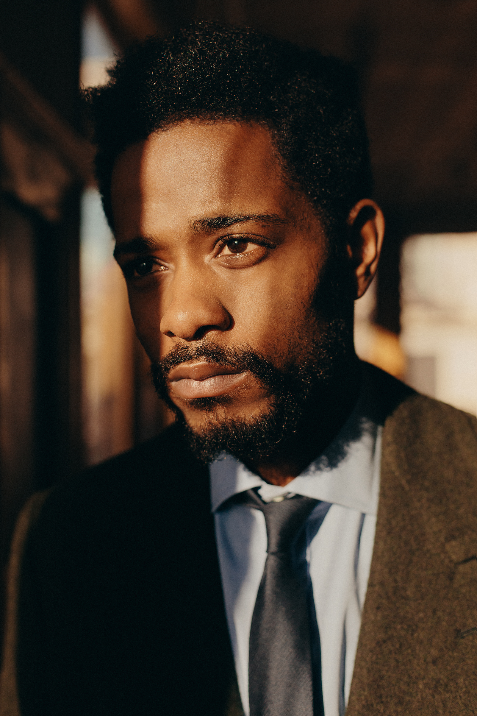 Lakeith Stanfield, contemporary chameleon