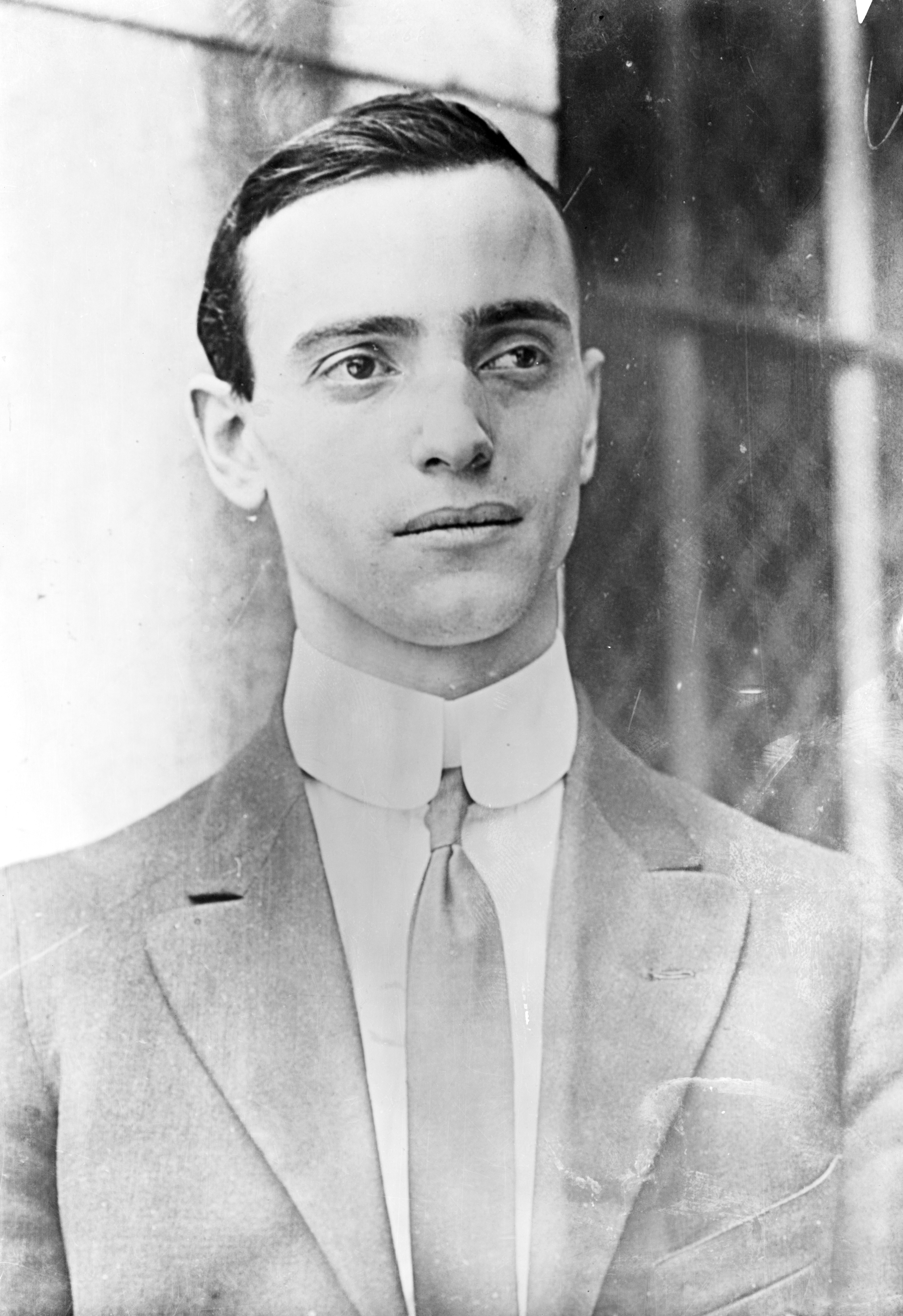 Leo Frank, who was lynched by a mob in 1915.