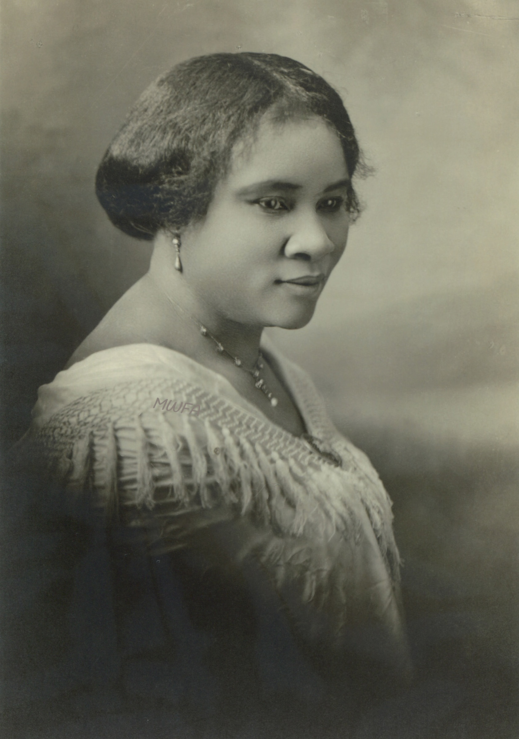 MADAM C.J. WALKER (BORN SARAH BREEDLOVE) became the first female self-made millionaire in America in 1919.