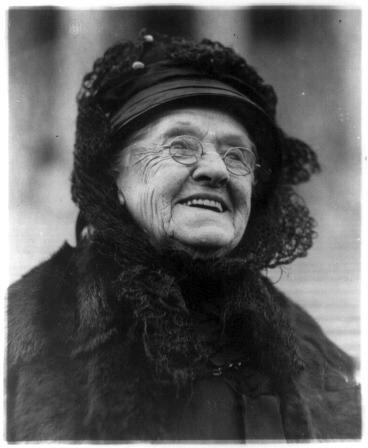 REBECCA FELTON became the first woman to serve in the U.S. Senate in 1922 (representing Georgia).