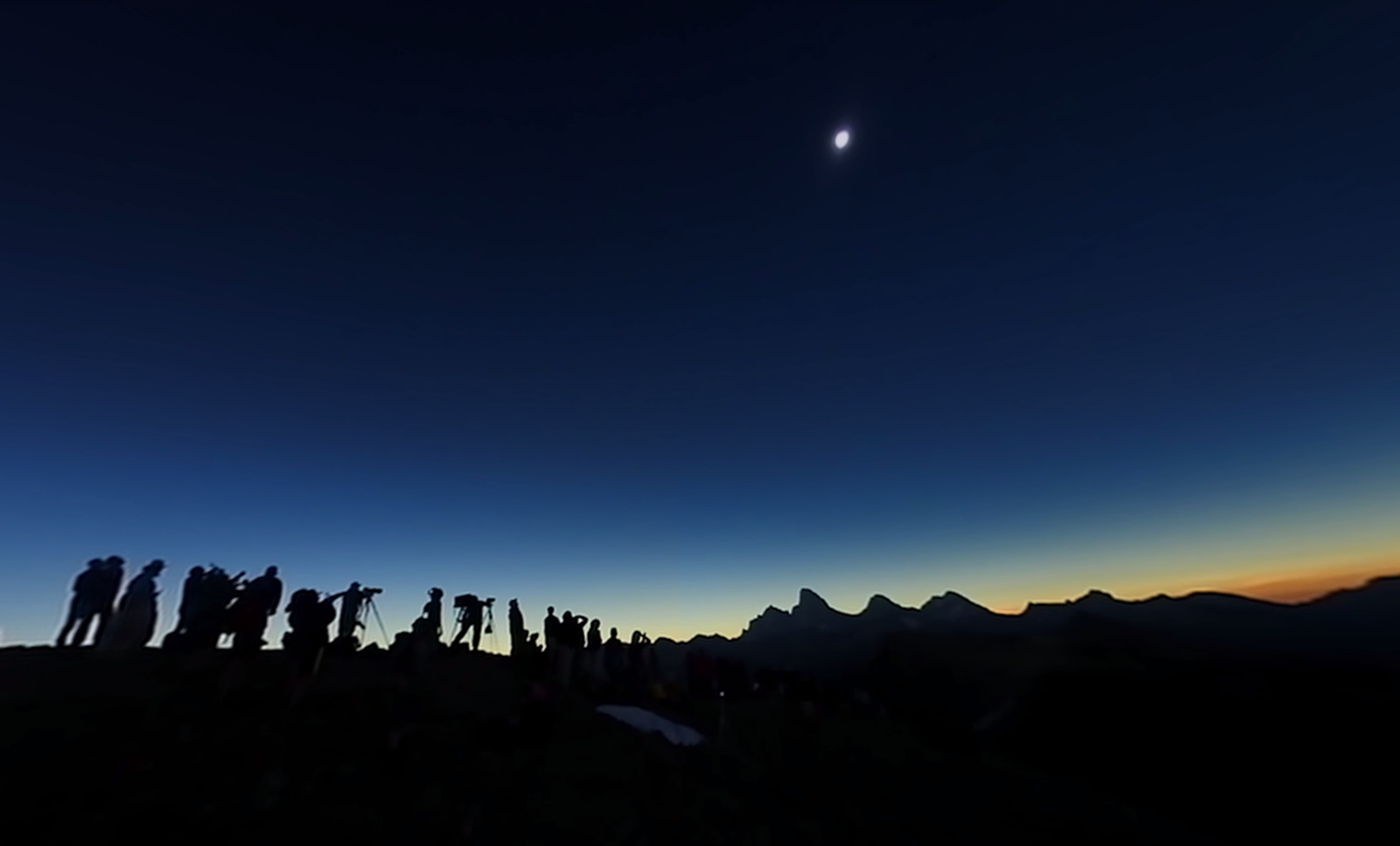 Stephen Wilkes - Grand Teton Solar Eclipse