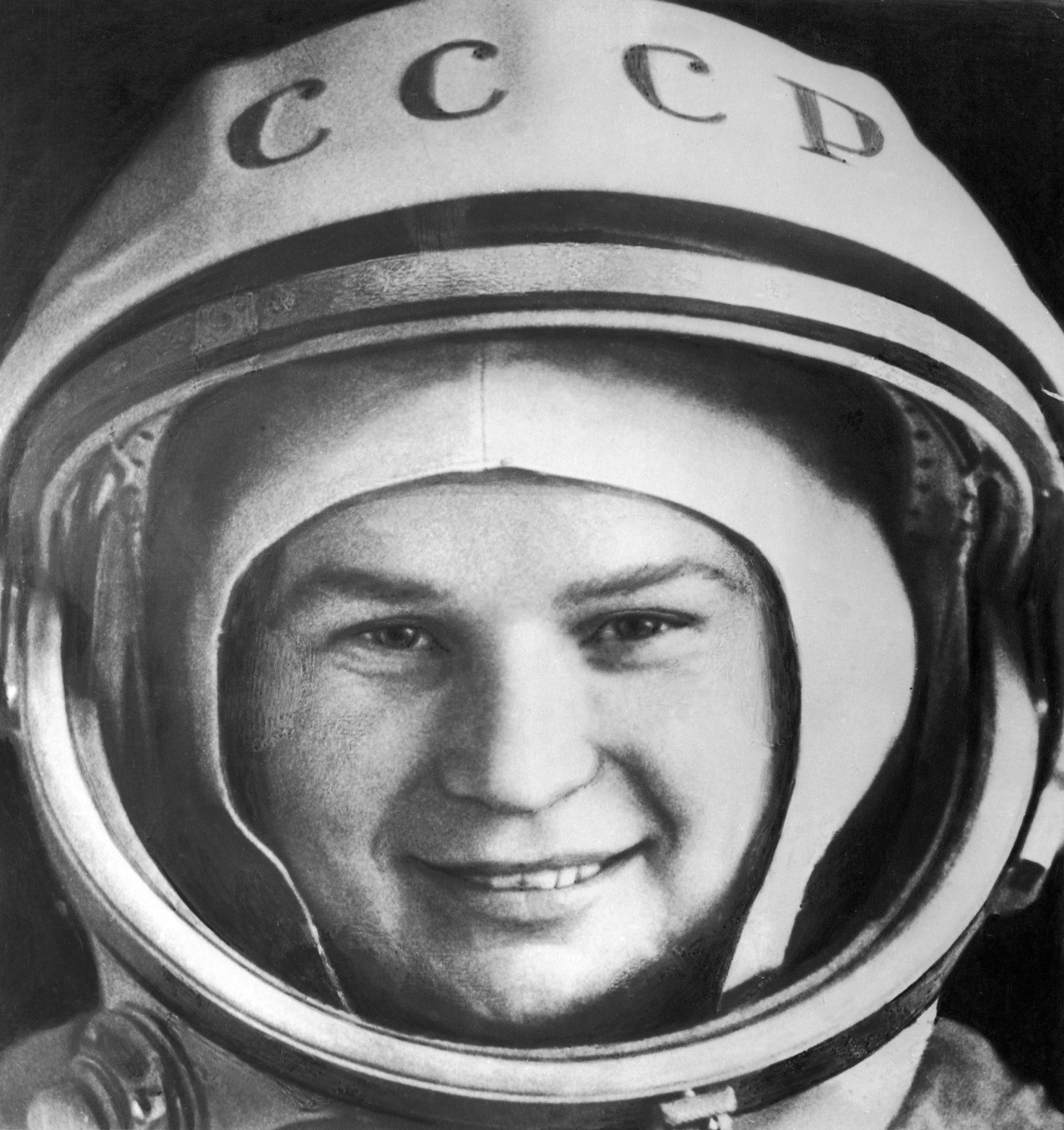VALENTINA TERESHKOVA, the Soviet cosmonaut, became the first woman in space in 1963.