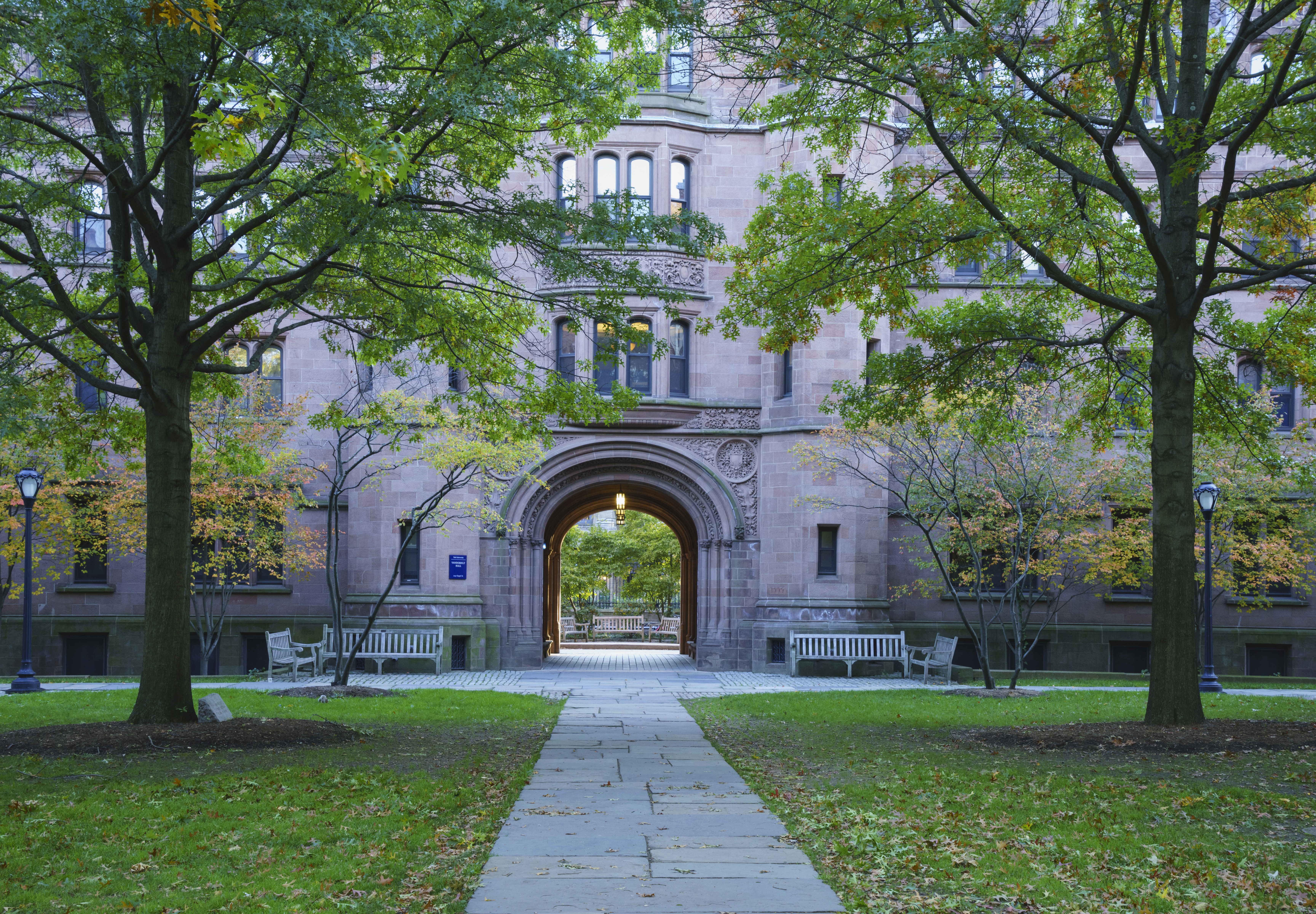 Yale University,New Haven County,Connecticut,Usa