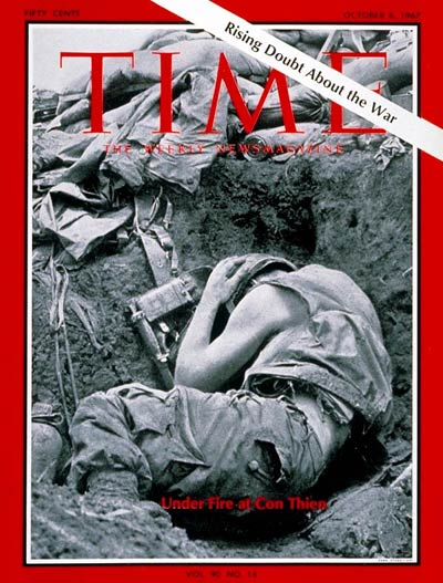 The Oct. 6, 1967, cover of TIME