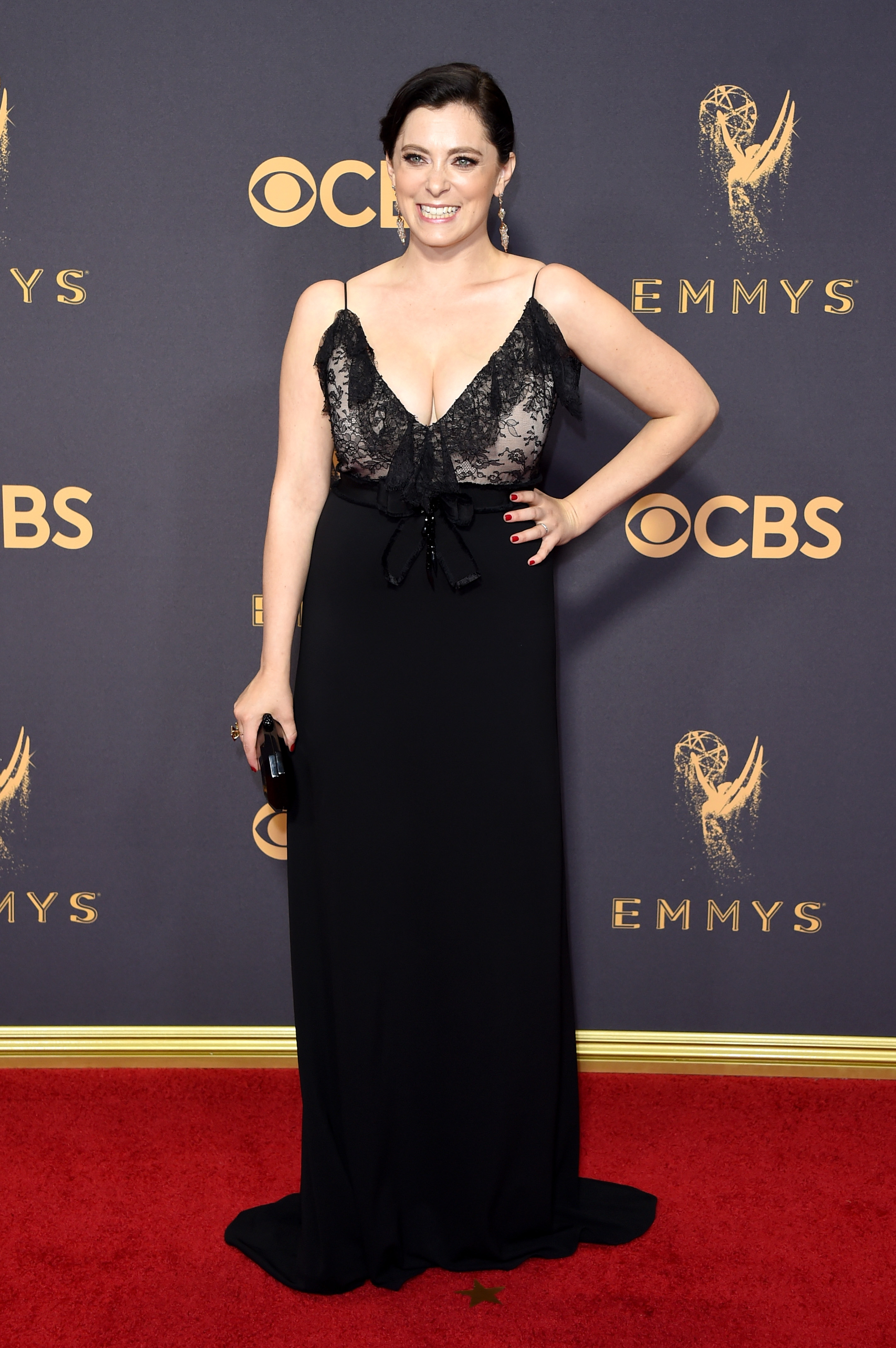 Writer-actor Rachel Bloom attends the 69th Annual Primetime Emmy Awards at Microsoft Theater on September 17, 2017 in Los Angeles, California.