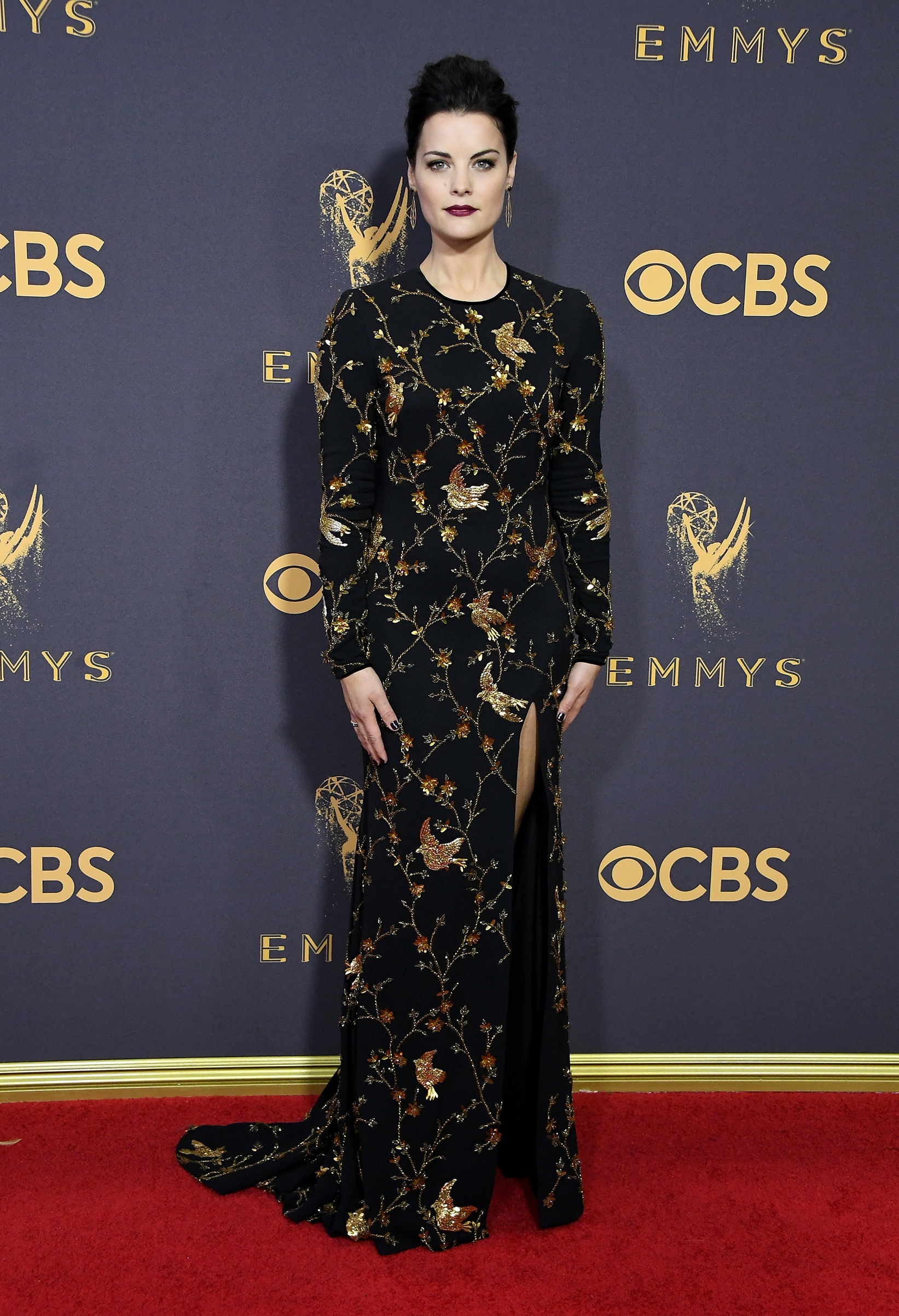 Actor Jaimie Alexander attends the 69th Annual Primetime Emmy Awards at Microsoft Theater on September 17, 2017 in Los Angeles, California.