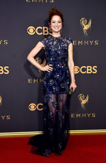 Actor Ellie Kemper attends the 69th Annual Primetime Emmy Awards at Microsoft Theater on September 17, 2017 in Los Angeles, California.
