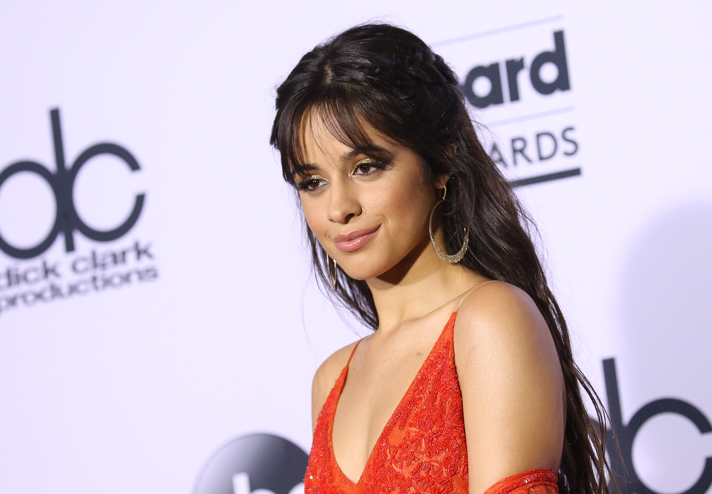 Camila Cabello attends the 2017 Billboard Music Awards  in Las Vegas, Nevada on May 21, 2017.
