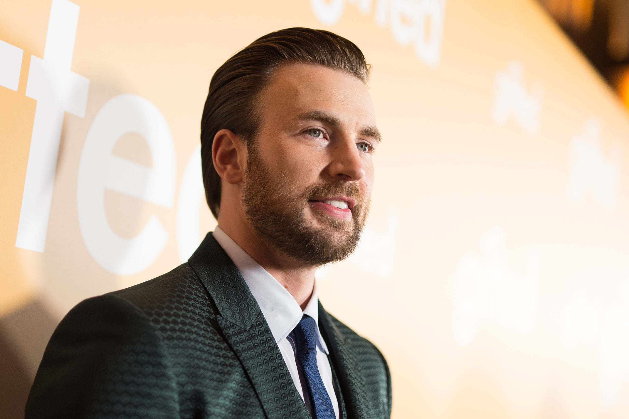 Actor Chris Evans arrives at the premiere of Fox Searchlight Pictures' 'Gifted' at Pacific Theaters at the Grove on April 4, 2017 in Los Angeles.