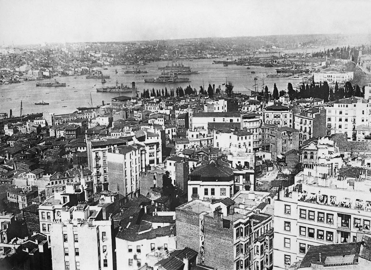 Constantinople c. 1914