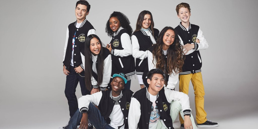 Mickey Mouse Club Disney Introduces Cast Of Reboot Time