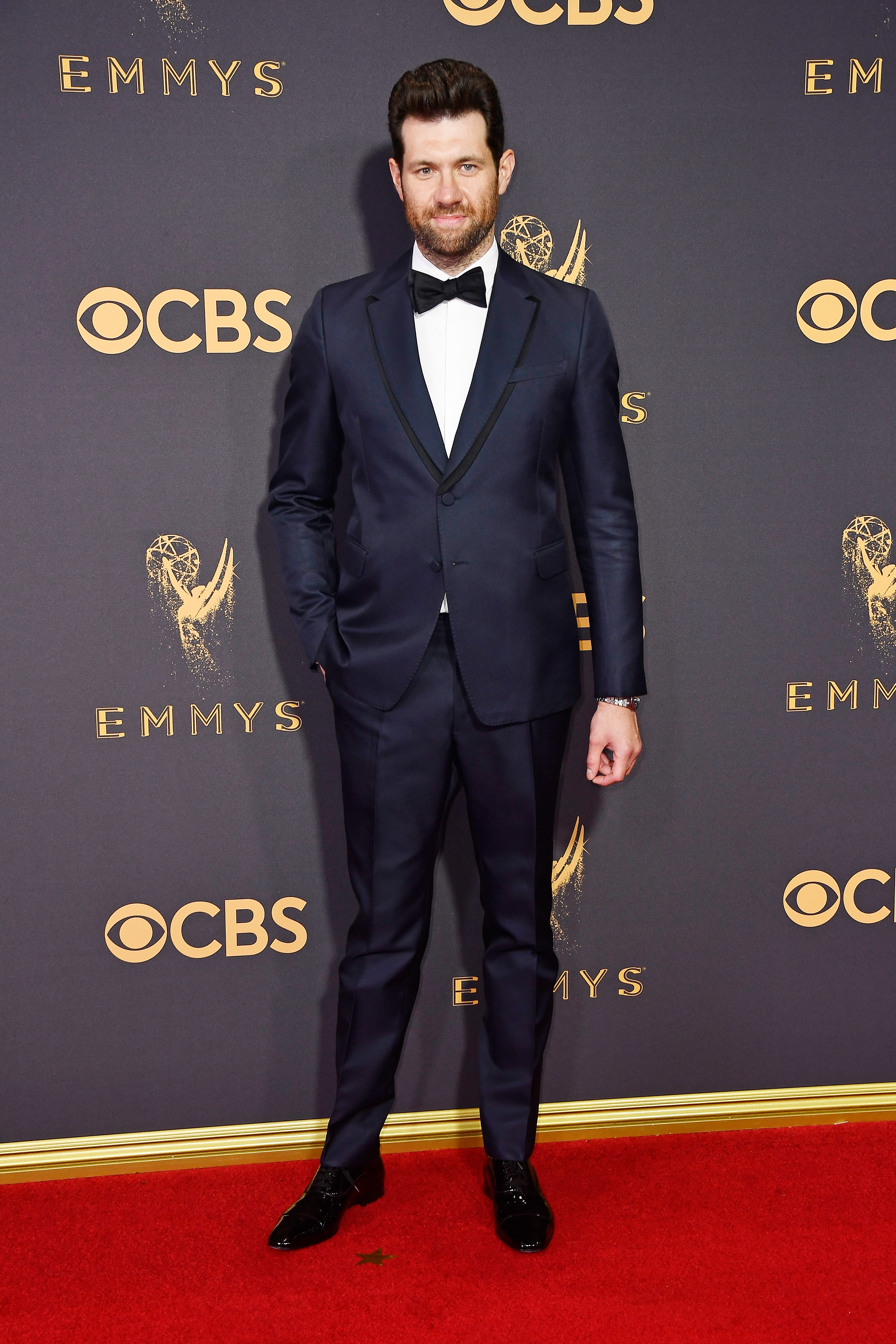 Actor Billy Eichner attends the 69th Annual Primetime Emmy Awards at Microsoft Theater on Sept. 17, 2017 in Los Angeles.
