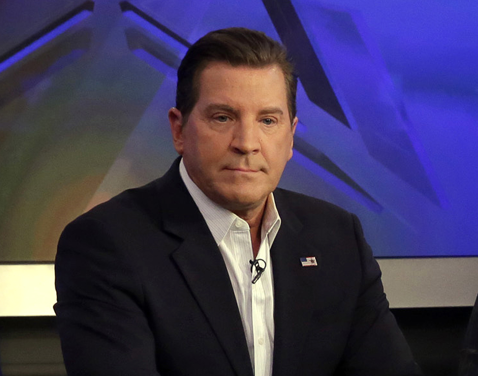 Eric Bolling on  The Five  television program in July 2015