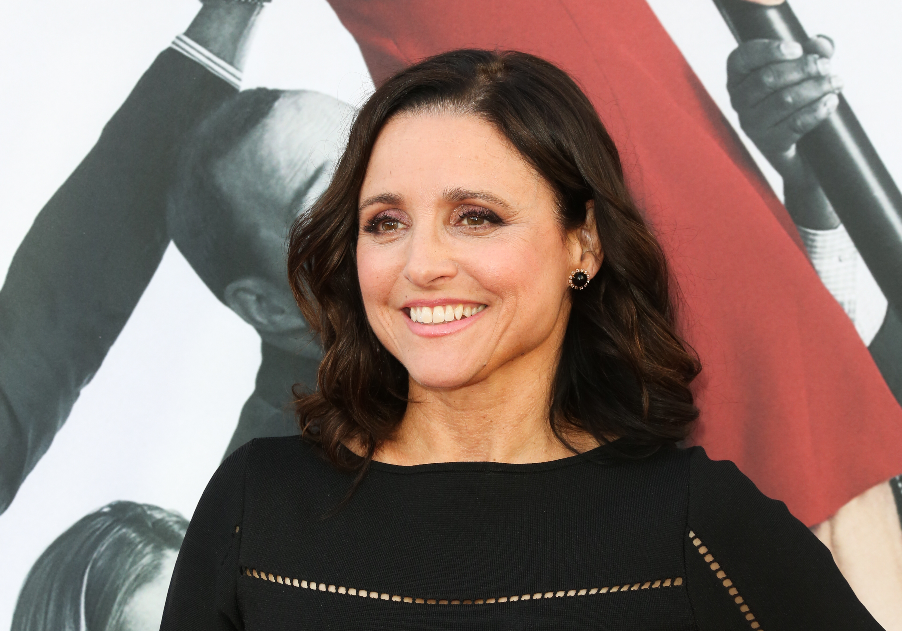 Actress Julia Louis-Dreyfus attends HBO's  Veep  FYC event on May 25, 2017 in North Hollywood, California.