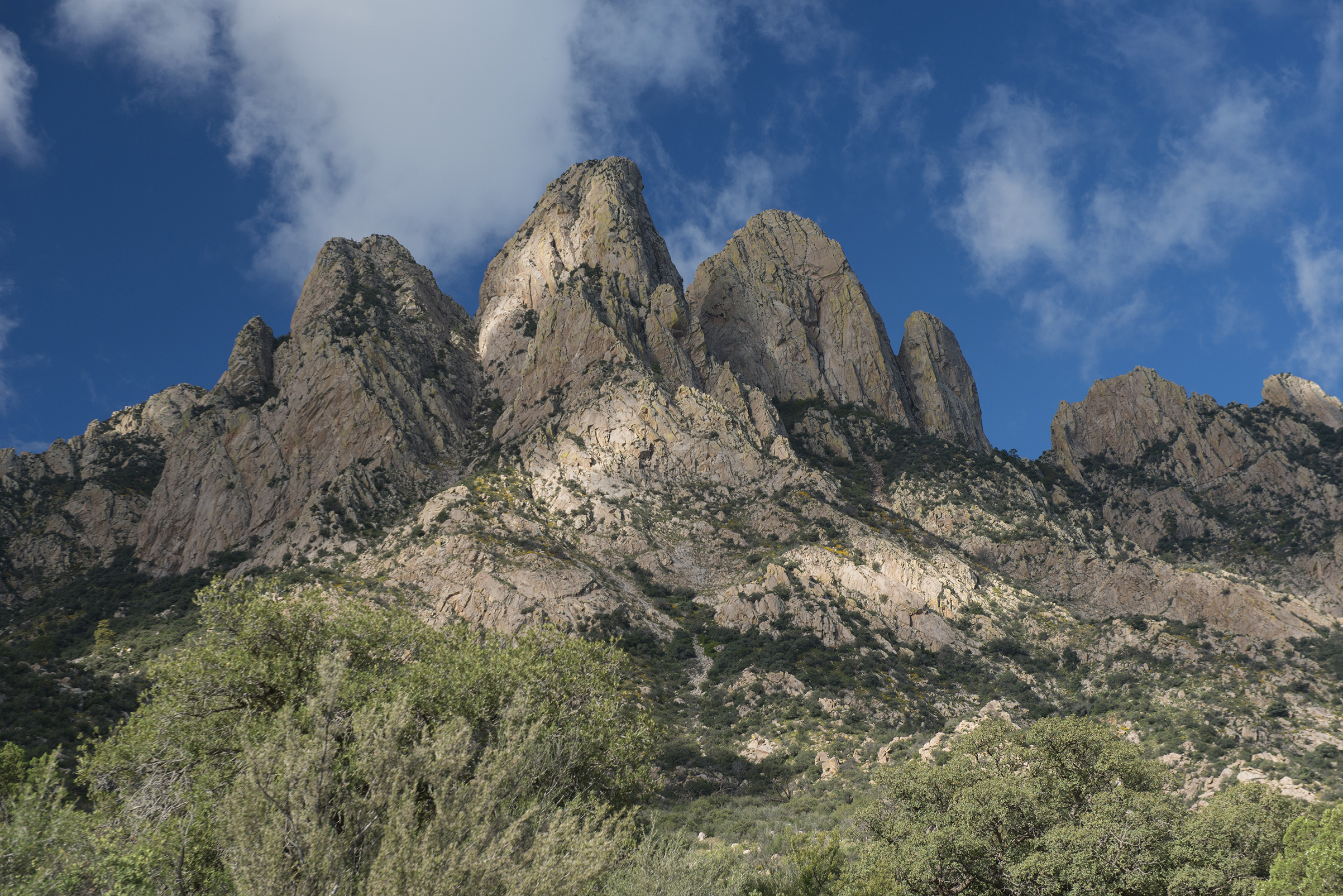 Organ Mountains-Desert Peaks National Monument, Oct. 10, 2014.