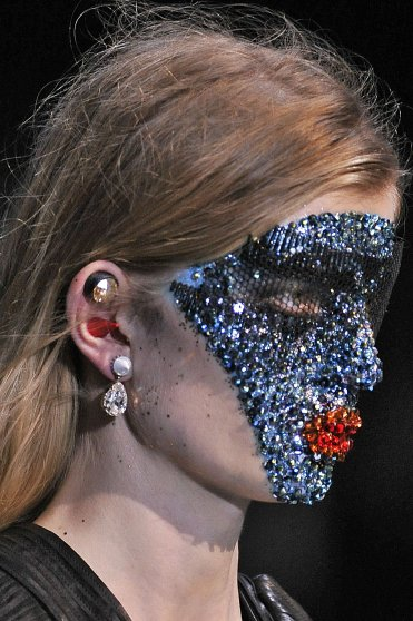Givenchy : Runway - Paris Fashion Week Womenswear Spring/Summer 2014