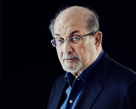 Salman Rushdie, Author of Golden House