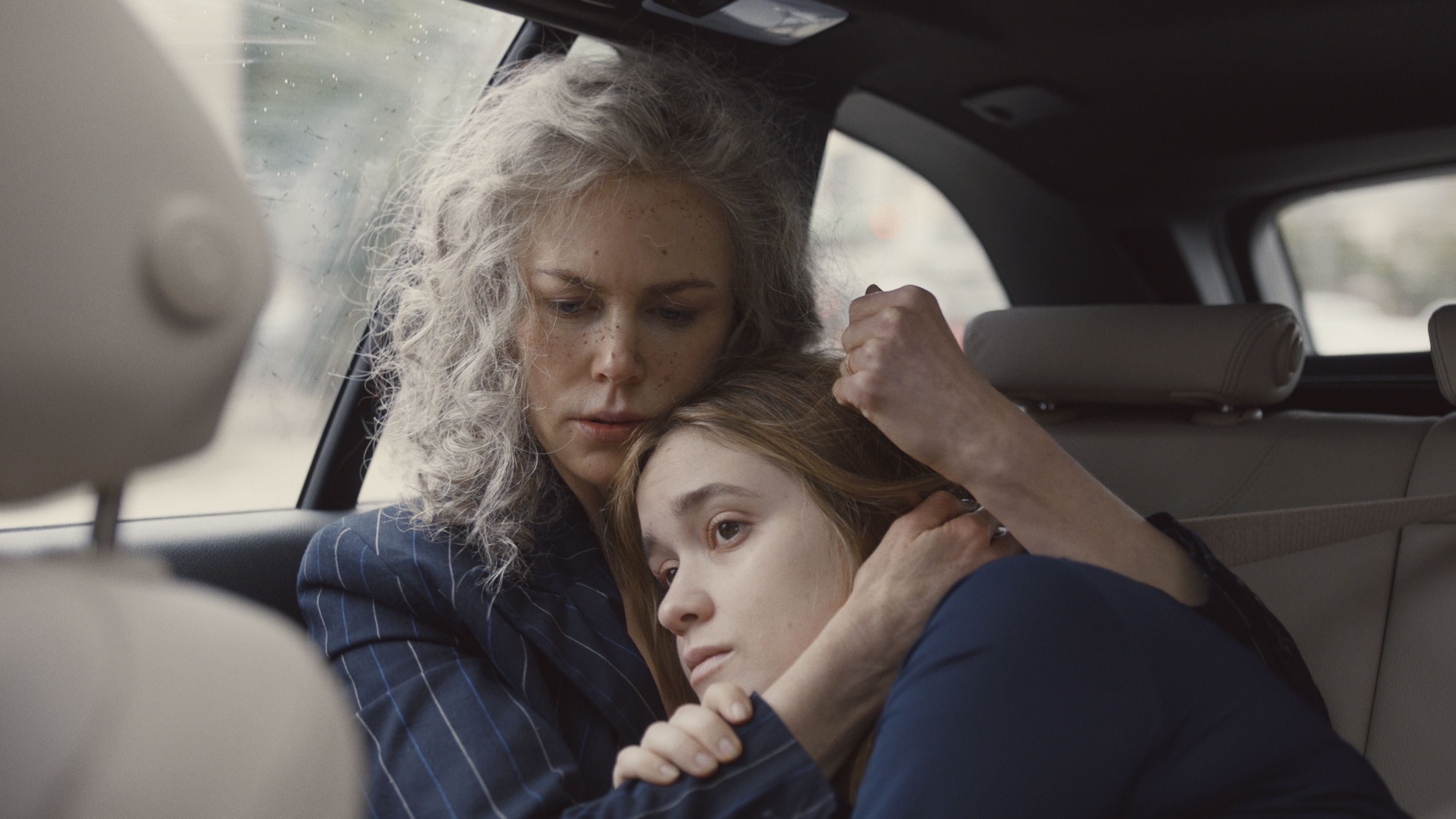Nicole Kidman as Julia , Alice Englert as Mary in Top Of The Lake: China Girl