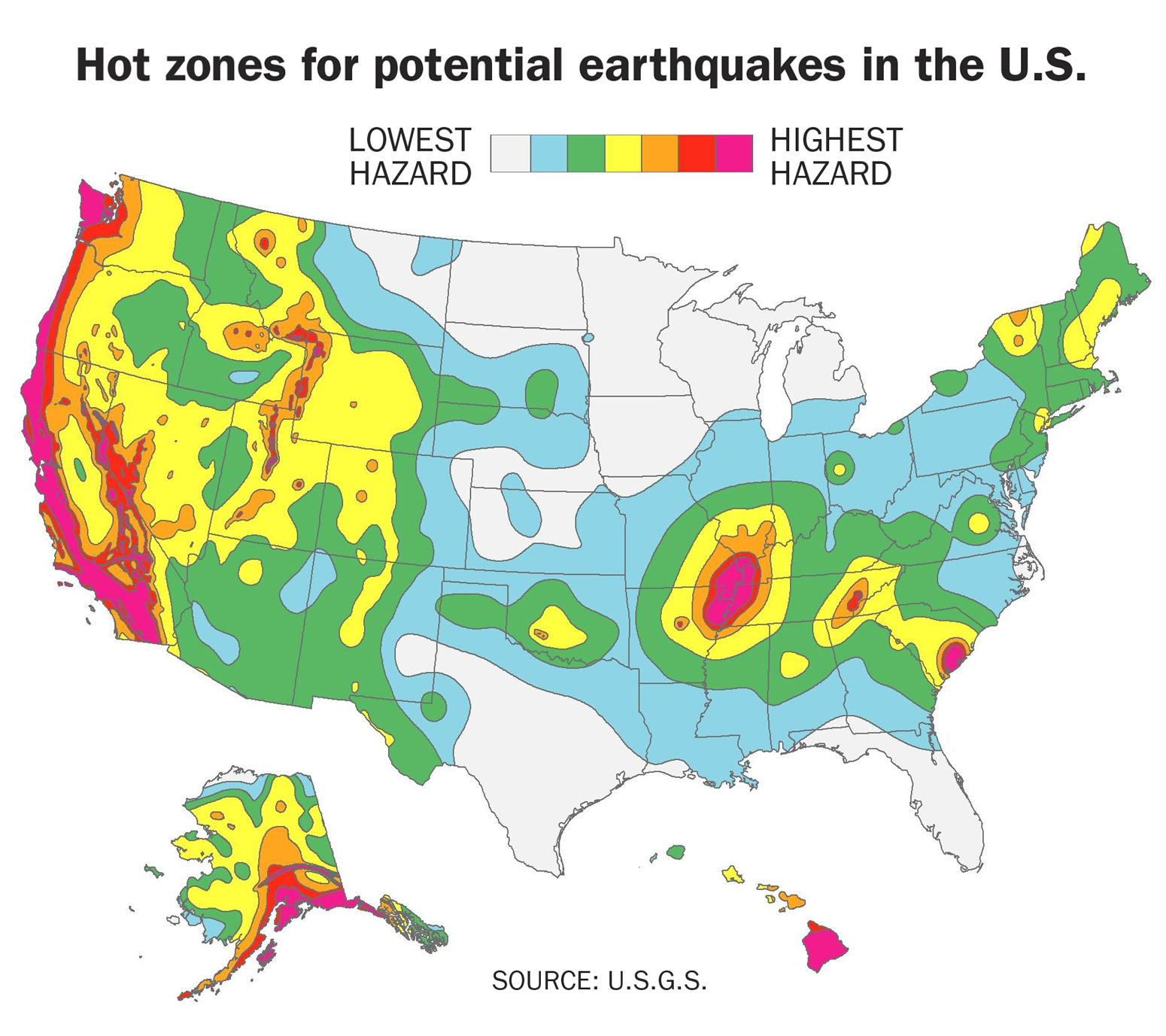 Will a Catastrophic Earthquake Strike the U.S.? | Time