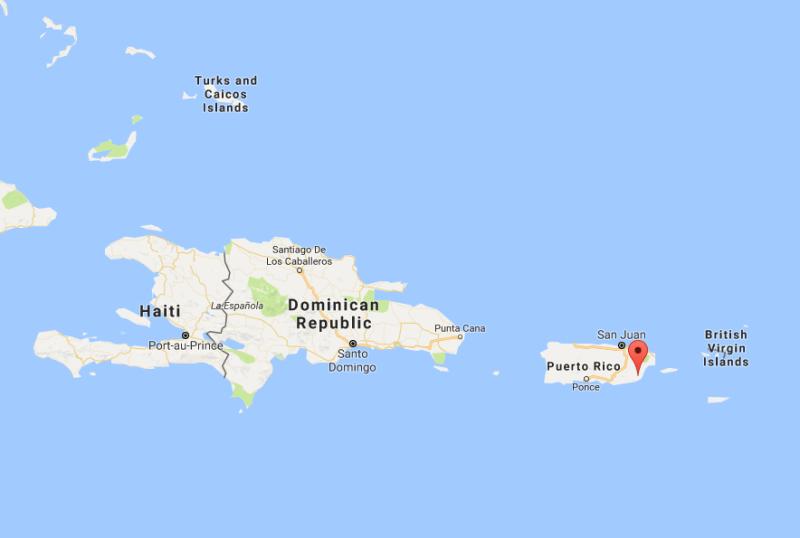 Hurricane Maria Makes Landfall In Yabucoa Puerto Rico Time