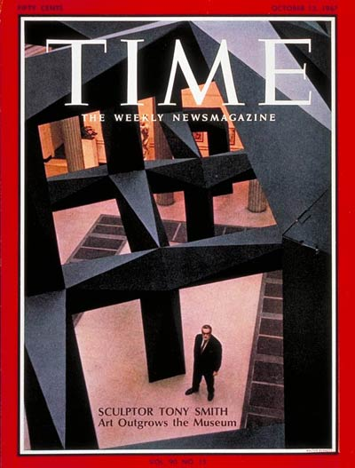 The Oct. 13, 1967, cover of TIME
