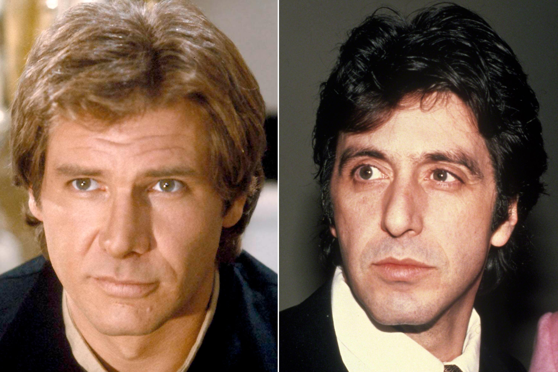 Al Pacino was almost cast as Han Solo in Star Wars