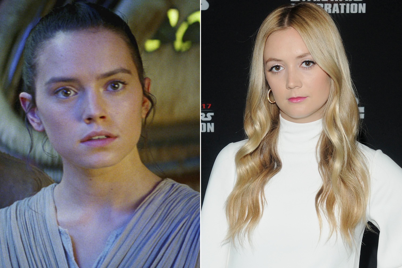 Billie Lourd almost cast as Rey in Star Wars