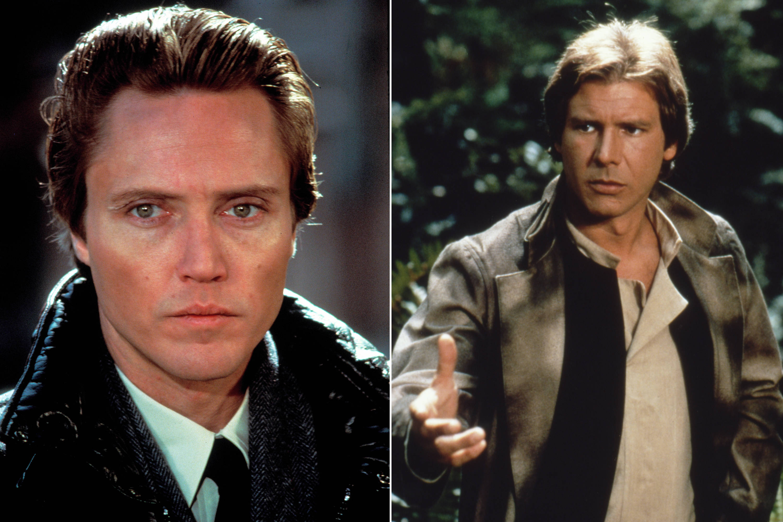 Christopher Walken was almost cast as Han solo in Star Wars
