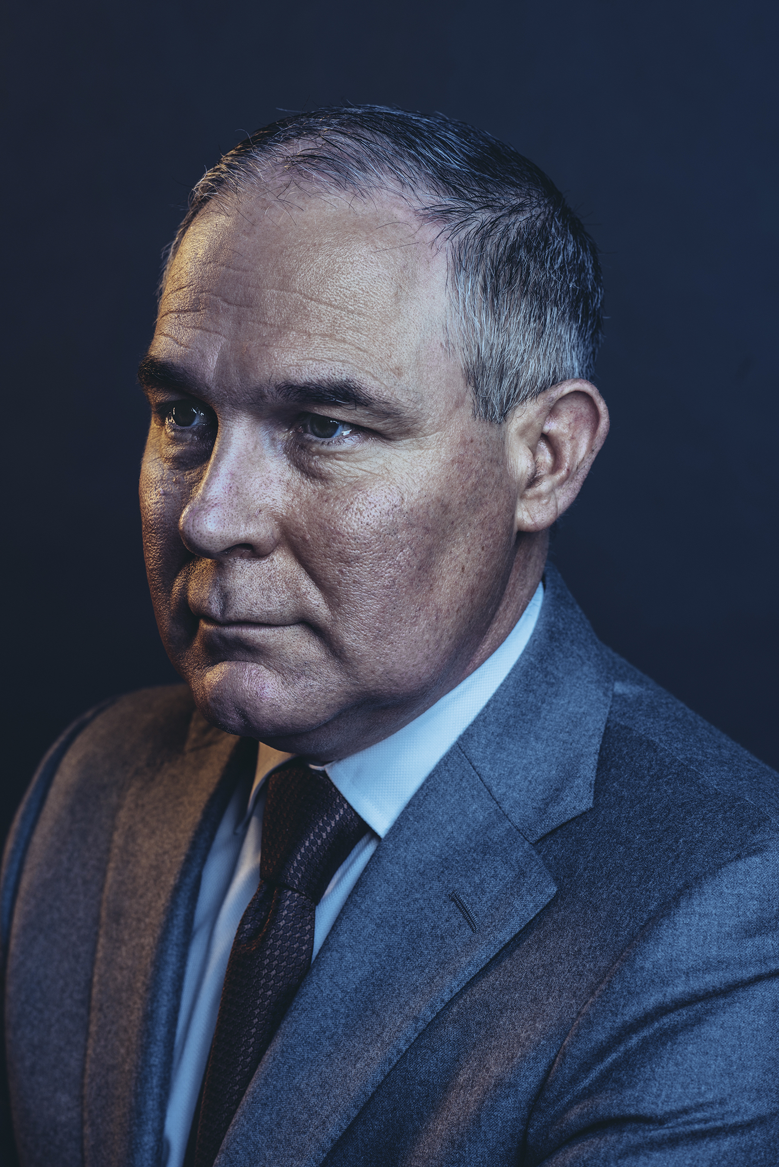 Pruitt came to the EPA on a mission to change it from within.