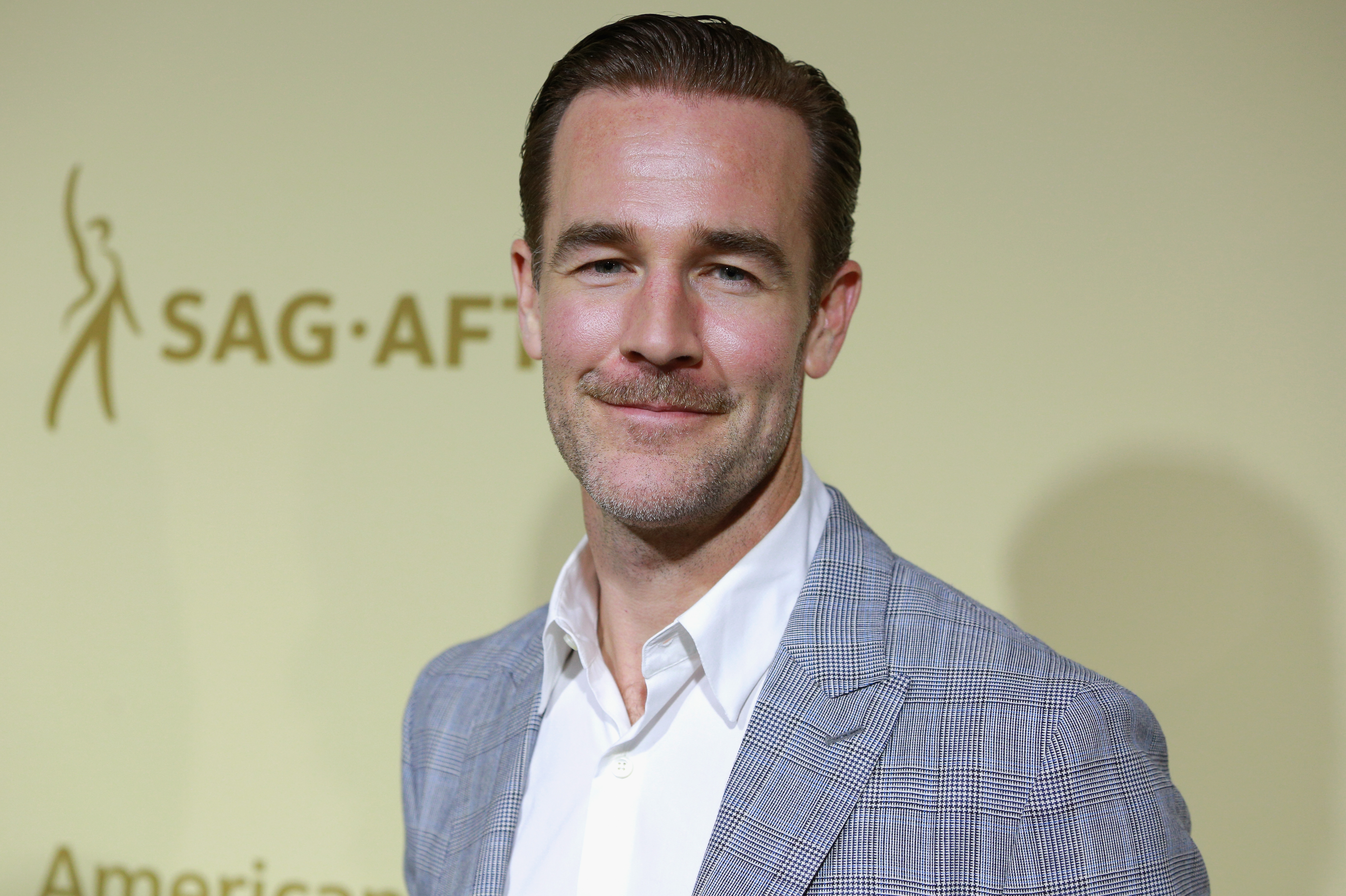 James Van Der Beek attends The Hollywood Reporter and SAG-AFTRA Inaugural Emmy Nominees Night on Sept. 14, 2017 in Beverly Hills, California.
