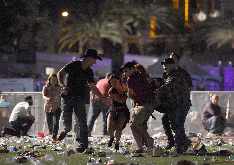 Las Vegas, Nevada, on October 1, 2017.