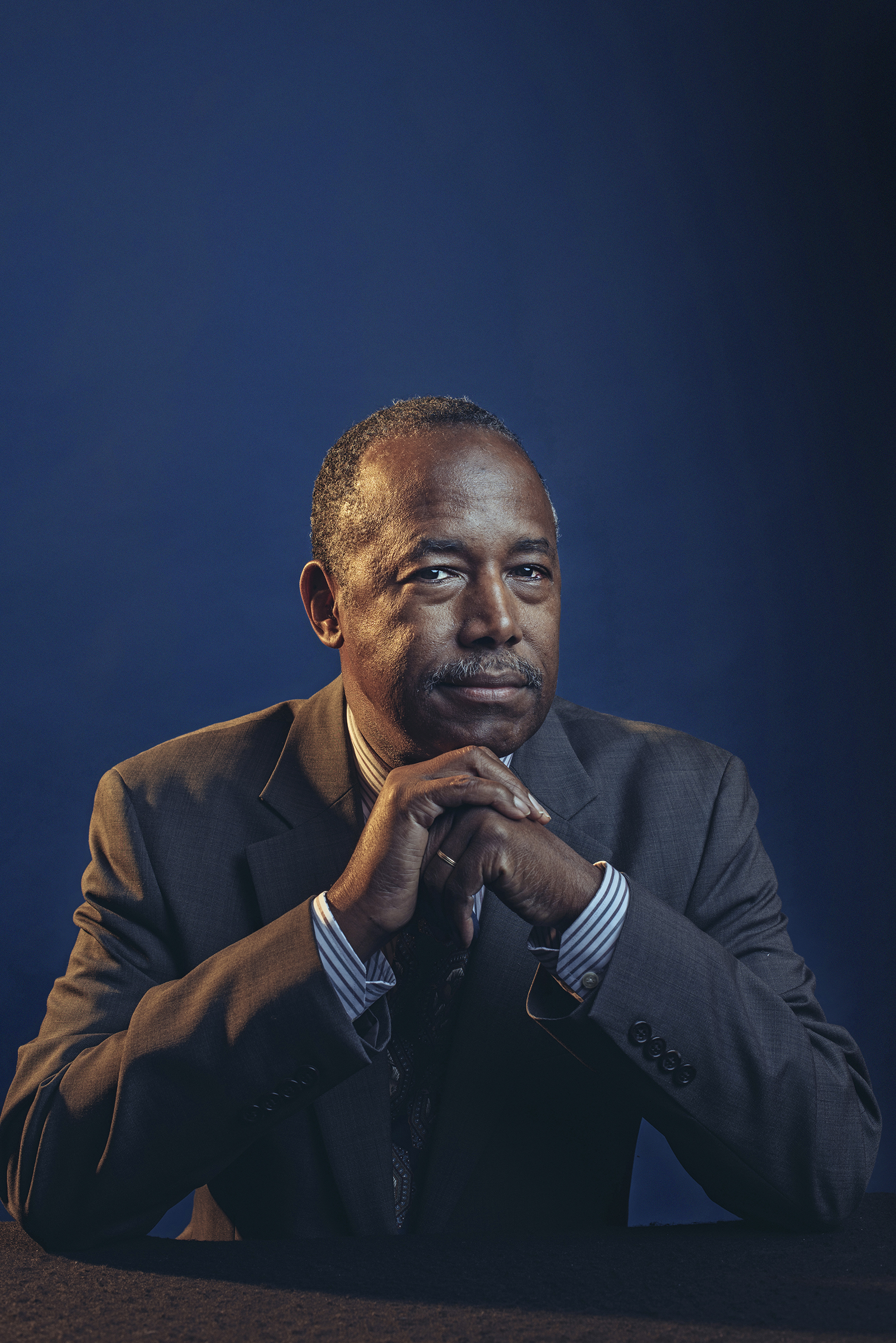Carson says,  success is not how many people we get into public housing, but how many we get out.