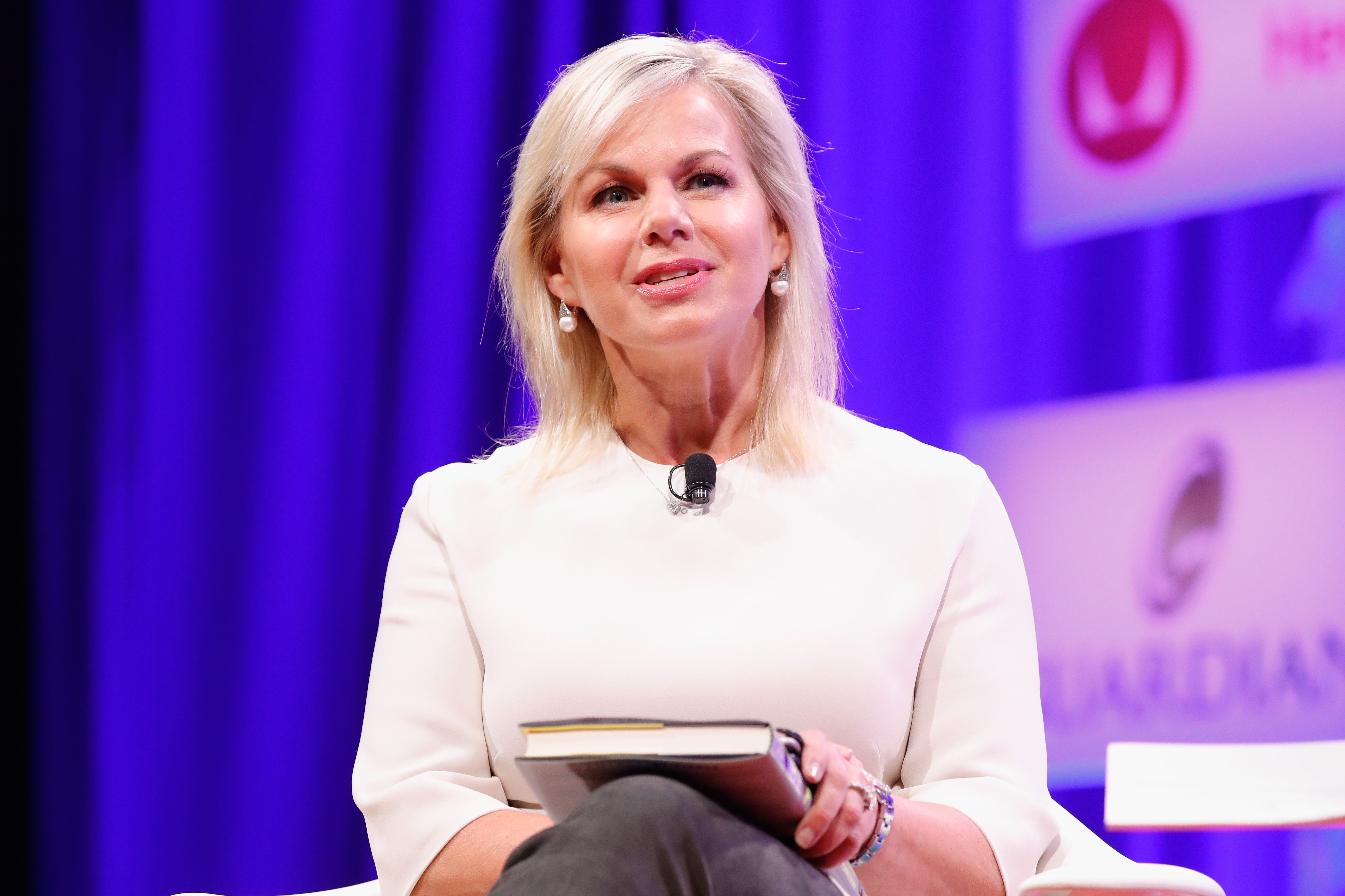 TV Journalist and Women's Empowerment Advocate Gretchen Carlson at the Fortune Most Powerful Women Summit - Day 3 on Oct. 11, 2017 in Washington, DC.