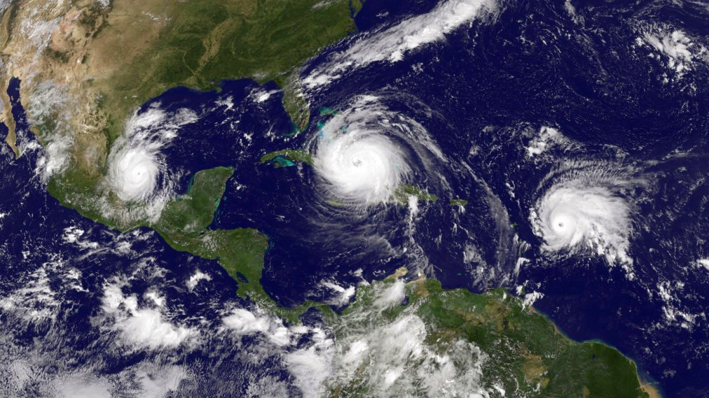 10 Hurricanes in a Row Hit the Atlantic This Year. That Hasn't Happened Since 1893