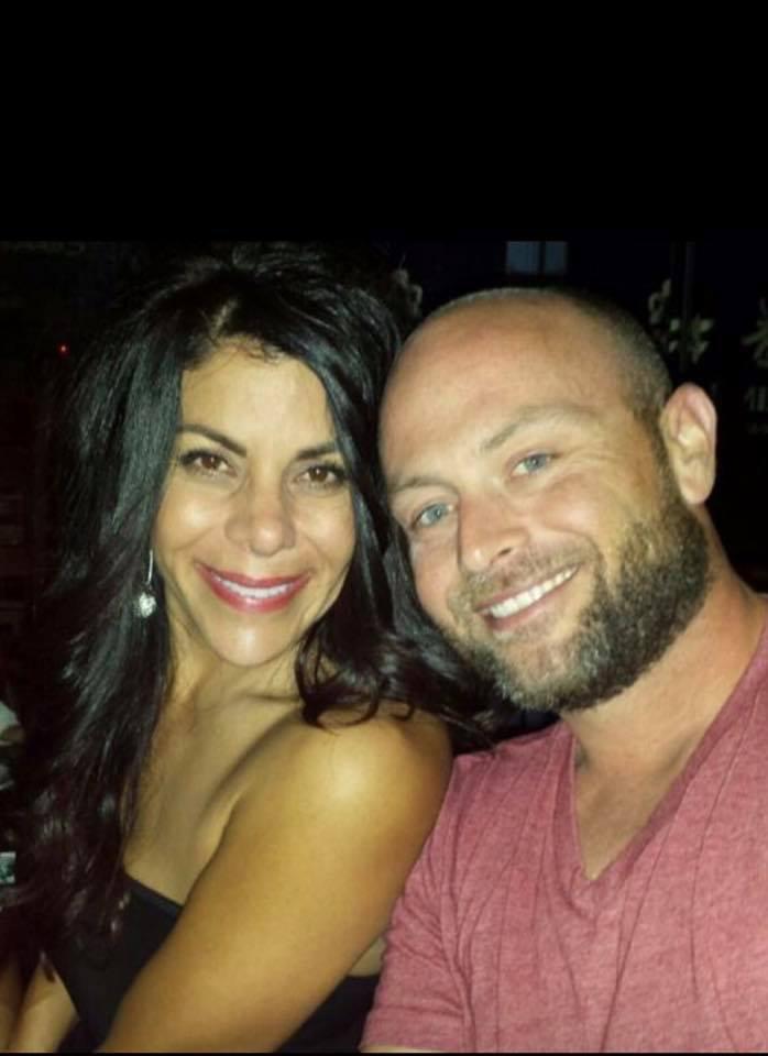 Stephanie and Brian Fraser.