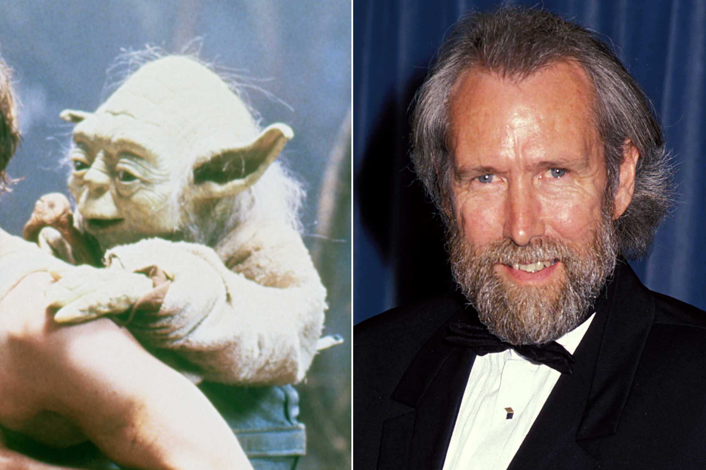 Jim Henson was almost cast as Yoda in Star Wars