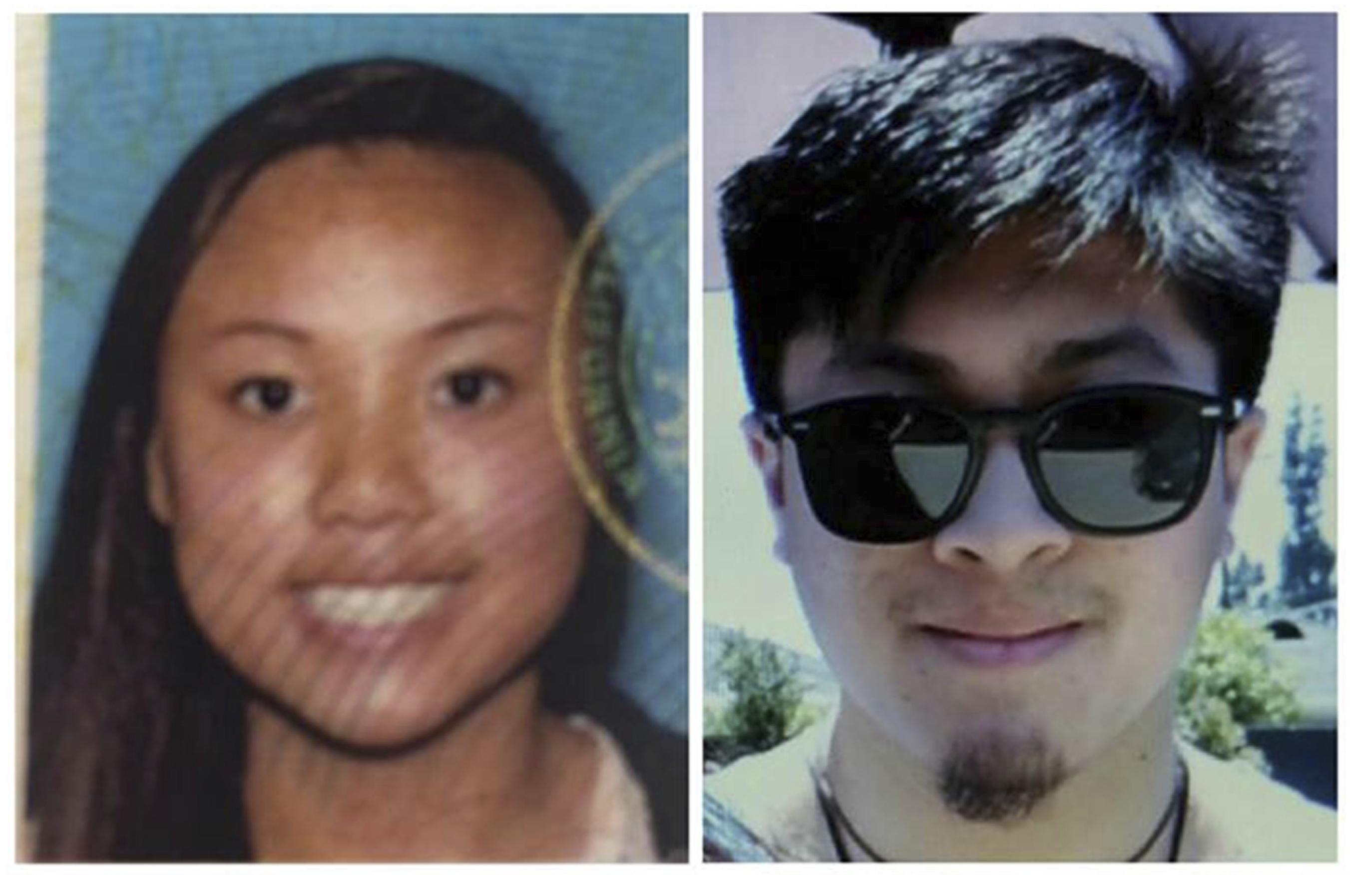 Rachel Nguyen and Joseph Orbeso