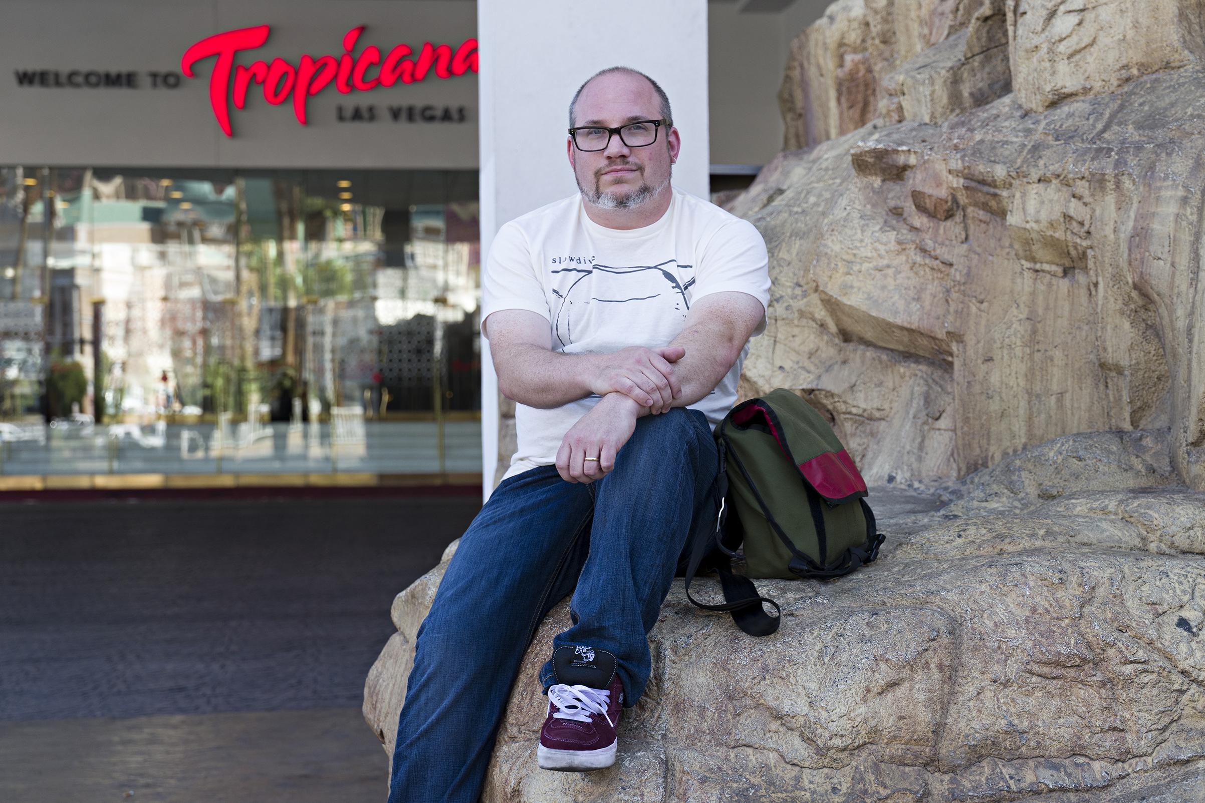 Aaron Banner-Goodspeed, Las Vegas, Oct. 4, 2017.