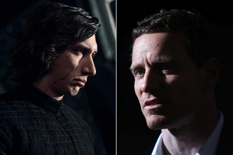Michael Fassbender was almost cast as Kylo Ren in Star Wars