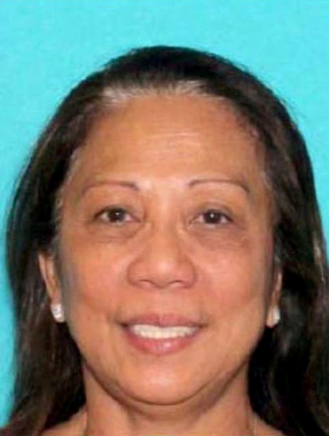 This handout photo from Las Vegas police shows Marilou Danley, a person of interest in connection to the shooting at the Route 91 Harvest Music Festival in Las Vegas.